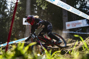 Photo of Anna NEWKIRK at Val di Sole