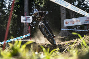 Photo of Taylor VERNON at Val di Sole