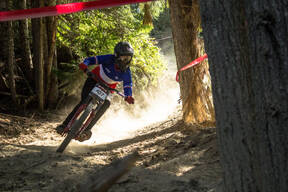 Photo of Tom GUILLO at Whistler
