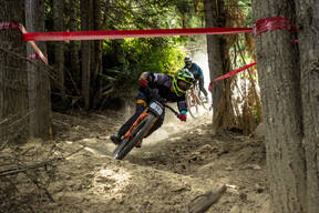 Photo of Sky DUNN-SARVIS at Whistler