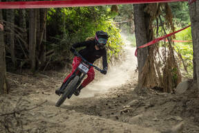 Photo of Amy ERTEL at Whistler