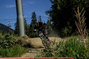 Photo of Glyn O'BRIEN at Whistler, BC