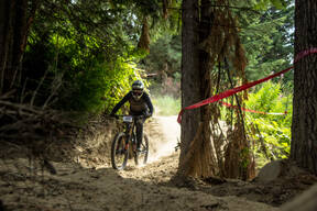Photo of Elli PETERSILIE at Whistler