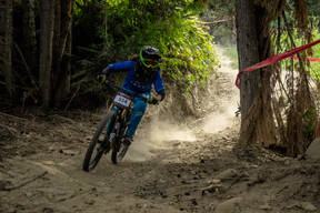 Photo of Christine LEWIS at Whistler