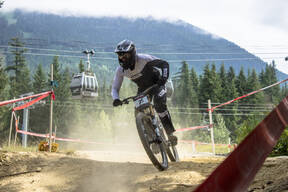 Photo of Oliver HAGGREN at Whistler