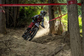 Photo of Taylor OSTGAARD at Whistler