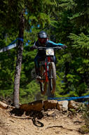 Photo of Olen JOHNSON at Silver Mtn, Kellogg, ID