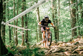 Photo of Devin RICKER at Killington