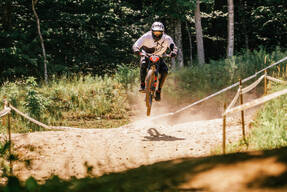 Photo of Dan DICKAN at Killington