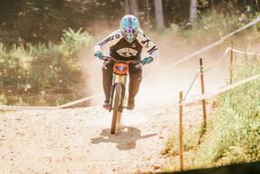 Photo of Kristin LENART at Killington, VT