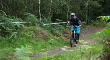 Photo of Mike CORNWELL at Pippingford