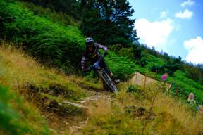 Photo of Ben TYAS at Llangollen