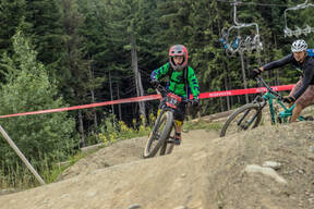 Photo of Owen POLLOCK (u9) at Whistler