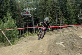 Photo of Seth ADDARIO at Whistler