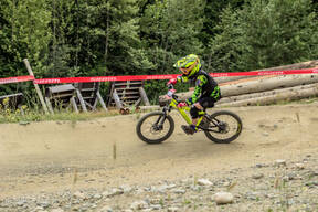 Photo of Olivia ROBB at Whistler