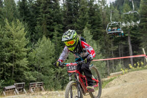 Photo of Zoe WITWICKI at Whistler