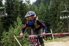 Photo of Ruby WELLS at Whistler