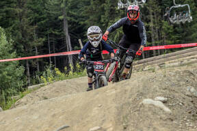 Photo of Kayne SUTTON at Whistler