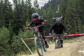 Photo of Kyan MACLEOD at Whistler