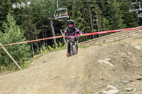Photo of Sophie GREGORY at Whistler