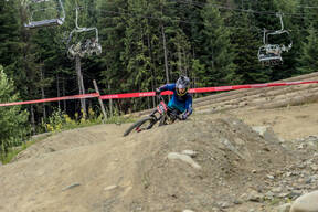 Photo of Westley CORRIGAN at Whistler