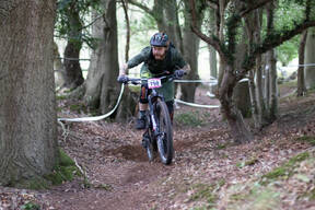 Photo of Simon BEANLAND at Pippingford