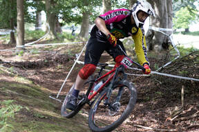 Photo of Michael SMITH (htl) at Pippingford