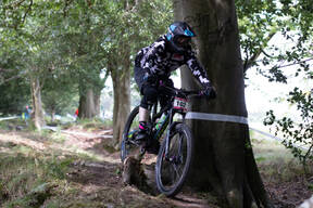 Photo of Michael HUGHES at Pippingford