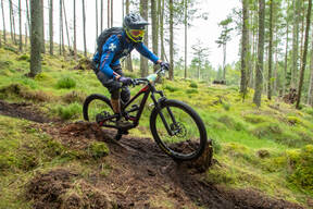 Photo of Calum DEMPSTER at Hill of Fare