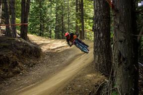 Photo of Chus CASTELLANOS at Whistler, BC