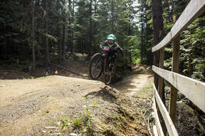 Photo of Aiden PARISH at Whistler, BC