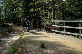 Photo of Erica ZAMMARCHI at Whistler