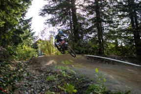Photo of Tyler ERVIN at Whistler, BC