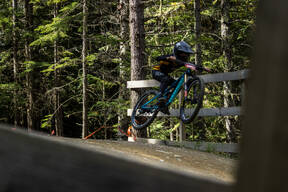 Photo of Joey DELESALLE at Whistler, BC