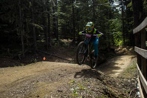 Photo of Ethan BOOTH at Whistler