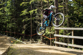 Photo of Taylor OSTGAARD at Whistler, BC