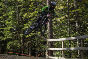 Photo of Rhys WELLINGS at Whistler, BC