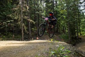 Photo of Elijah BARRON at Whistler, BC