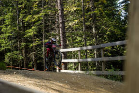 Photo of Griffin WOOD at Whistler