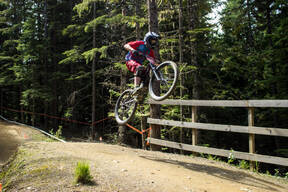 Photo of Nicholas (Cole) HEGEDUS at Whistler