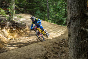 Photo of Nigel PAGE at Whistler, BC