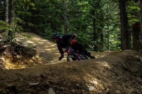 Photo of Michael COWAN at Whistler, BC