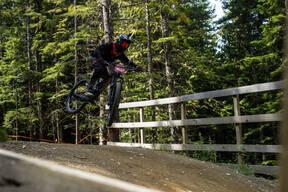 Photo of Finn MCDERMOTT at Whistler