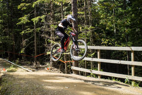 Photo of Fiona MURRAY at Whistler