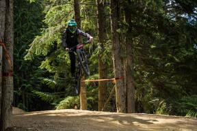 Photo of Alex PARISH at Whistler, BC