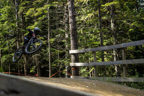 Photo of Camden RUTHERFORD at Whistler, BC