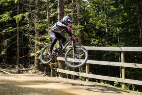 Photo of Dixie OWENS at Whistler