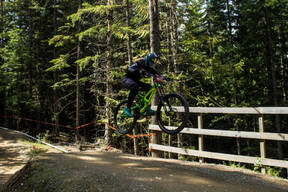 Photo of Zoë Ray WOOD at Whistler