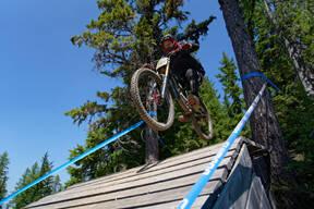 Photo of Shawn ANDERSON at Silver Mtn, Kellogg, ID