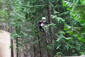 Photo of Chelsea KIMBALL at Whistler, BC